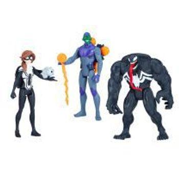 Φιγούρα Spiderman 6in Quick Shot – Hasbro – 3 Σχέδια – 1 Τεμάχιο
