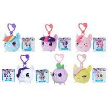 Φιγούρα Μίνι My Little Pony Clip Plush (1 Τεμάχιο)