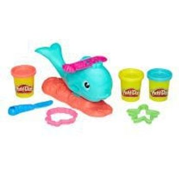 Wavy Η Φάλαινα Play-Doh