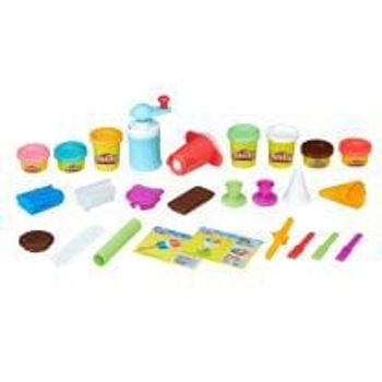 Frozen Tarts Play-Doh