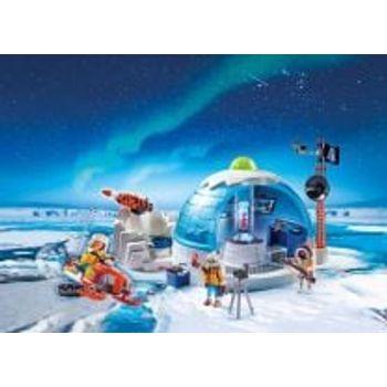 PLAYMOBIL 9055 Κέντρο Ερευνών Αρκτικής