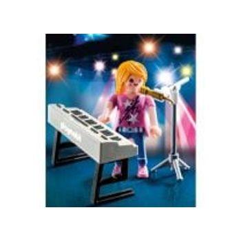 PLAYMOBIL 9095 Τραγουδίστρια με Αρμόνιο