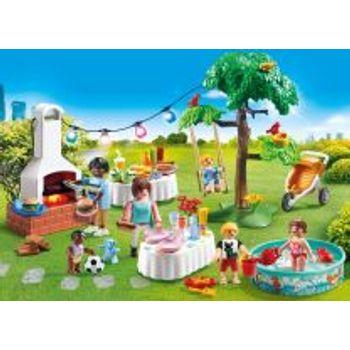 PLAYMOBIL 9272 Πάρτυ στον Κήπο με Barbeque