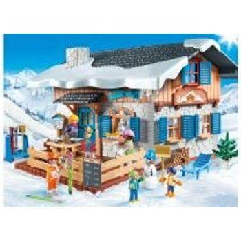 PLAYMOBIL 9280 Χιονισμένο Σαλέ