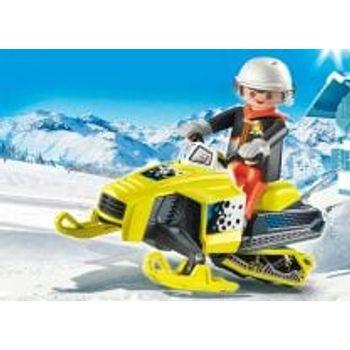 PLAYMOBIL 9285 Snowmobile