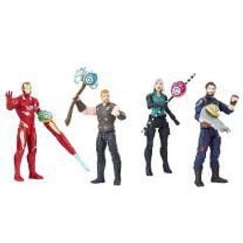 Φιγούρα Avengers με Αξεσουάρ 6in (1 Τεμάχιο)