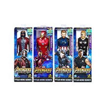 Φιγούρα Avengers Titan Hero Series Movie A 6in (1 Τεμάχιο)