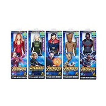 Φιγούρα Avengers Titan Hero Series Movie B 6in (1 Τεμάχιο)