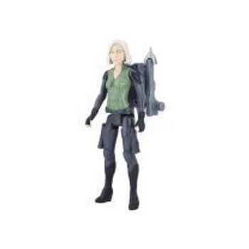 Φιγούρα Black Widow Titan Hero Power FX 12in