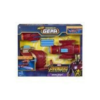 Σετ Iron Man Γάντι και Όπλο Avengers Assembler Gear