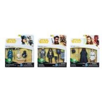 Σετ Φιγούρες Star Wars Warsu S2 (2 Τεμάχια)