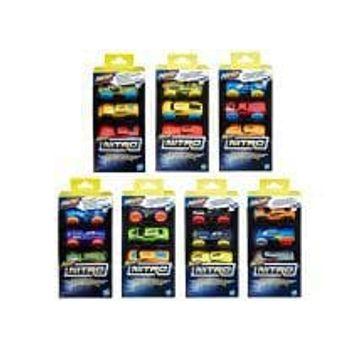 Σετ Αυτοκινητάκια NERF Nitro Foam Car 3-Pack (1 Τεμάχιο)