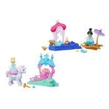Σετ Disney Mini Πριγκίπισσα Magical Movers (1 Τεμάχιο)