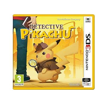 Detective Pikachu – 3DS/2DS Game