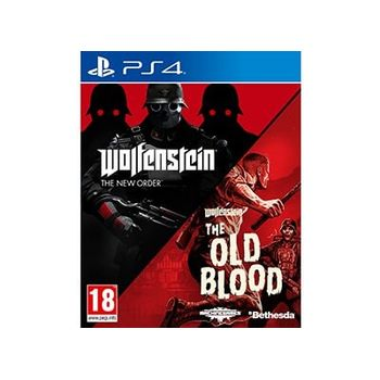 Wolfenstein: The New Order & The Old Blood Double Pack – PS4 Game