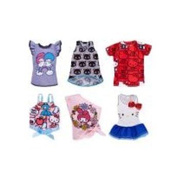 Αξεσουάρ Barbie Mπλούζες Hello Kitty (1 Τεμάχιο)