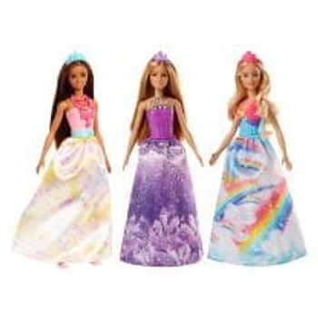 Κούκλα Barbie Πριγκίπισσα Dreamtopia (1 Τεμάχιο)