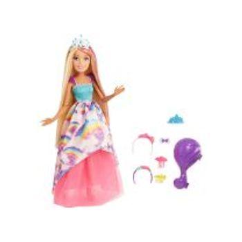 Κούκλα Barbie Πριγκίπισσα Μεγάλη Στέκεται Όρθια