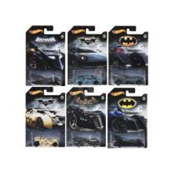 Αυτοκινητάκι Hot Wheels Batman (1 Τεμάχιο)