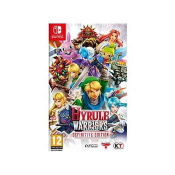 Hyrule Warriors Definitive Edition – Nintendo Switch Game