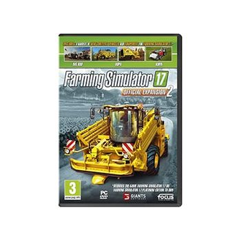 Farming Simulator 17 Official Expansion 2 – PC Game Expansion