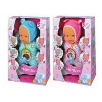 Κούκλα Nenuco Soft με 5 Λειτουργίες (1 Τεμάχιο)