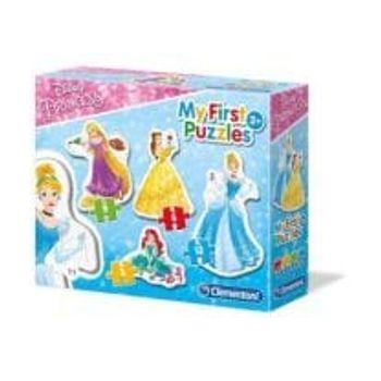 Παζλ Princess My First Puzzle (3-6-9-12 Κομμάτια)