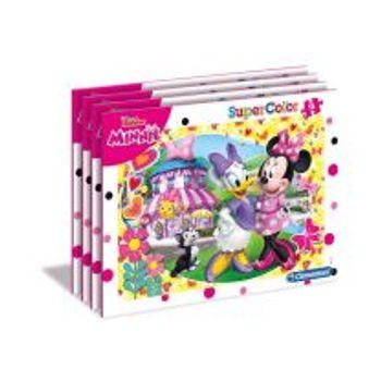 Παζλ Minnie Happy Helper Super Color (15 Κομμάτια)