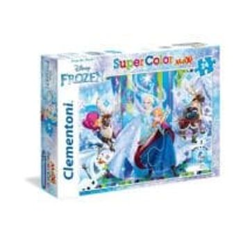 Παζλ Frozen Super Color (24 Maxi Κομμάτια)