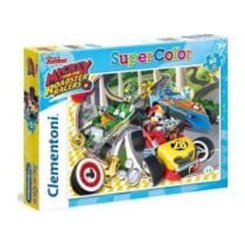 Παζλ Mickey Roadster Racers Super Color Disney (60 Κομμάτια)
