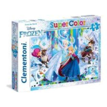 Παζλ Frozen Super Color Disney (60 Κομμάτια)