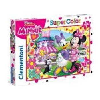 Παζλ Minnie Happy Helper Super Color Disney (104 Κομμάτια)