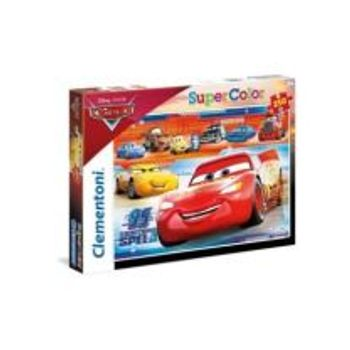 Παζλ Cars 3 Super Color Disney (250 Κομμάτια)