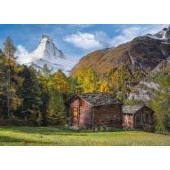 Παζλ Fascination With Matterhorn (2000 Κομμάτια)