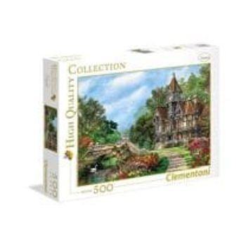 Παζλ Old Waterway Cottage HQ Collection (500 Κομμάτια)