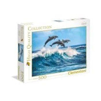 Παζλ Δελφίνια High Quality Collection (500 Κομμάτια)