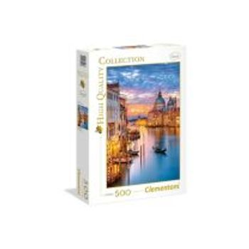 Παζλ Φως στη Βενετία High Quality Collection (500 Κομμάτια)