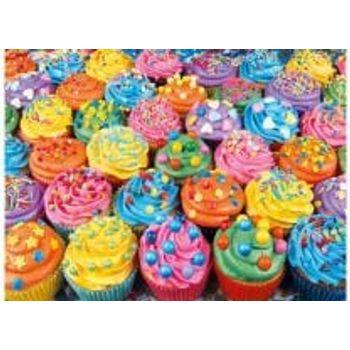 Παζλ Πολύχρωμα Cupcakes High Quality Collection (500 Κομμάτια)