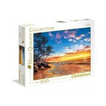 Παζλ Paradise Beach High Quality Collection (500 Κομμάτια)