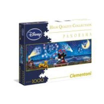 Παζλ Mickey E Minnie Panorama HQ Collection (1000 Κομμάτια)
