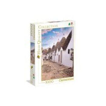 Παζλ Πόλη Alberobello High Quality (1000 Κομμάτια)