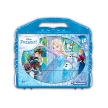 Παζλ Frozen (12 Κύβοι)