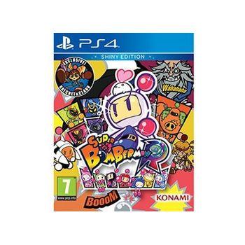 Super Bomberman R Shiny Edition – PS4 Game