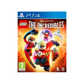LEGO The Incredibles – PS4 Game