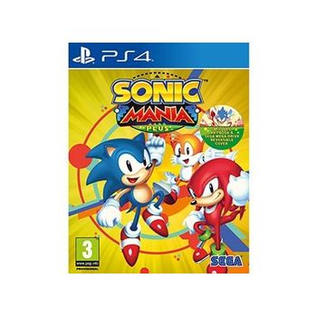 Sonic Mania Plus – PS4 Game