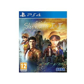 Shenmue I & II – PS4 Game