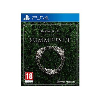 The Elder Scrolls Online: Summerset – PS4 Game