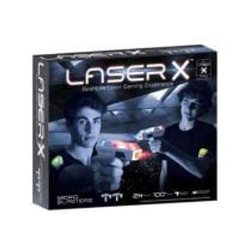 Σετ Όπλα Laser X NSI Micro Double