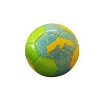 Μπάλα Ποδοσφαίρου Δερμάτινη Fluo Sports