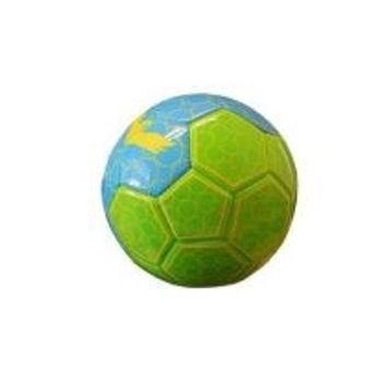 Μπάλα Ποδοσφαίρου Δερμάτινη Nano Fluo Μικρή